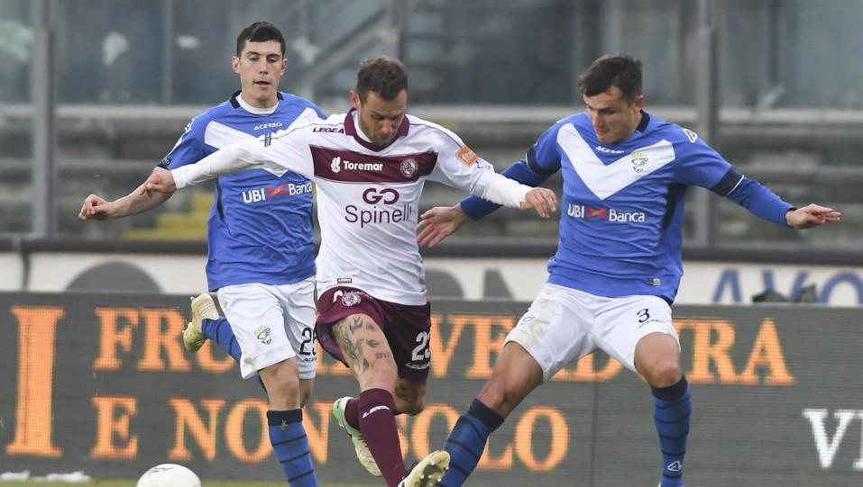 Brescia-Livorno 2-0. Diamanti ©