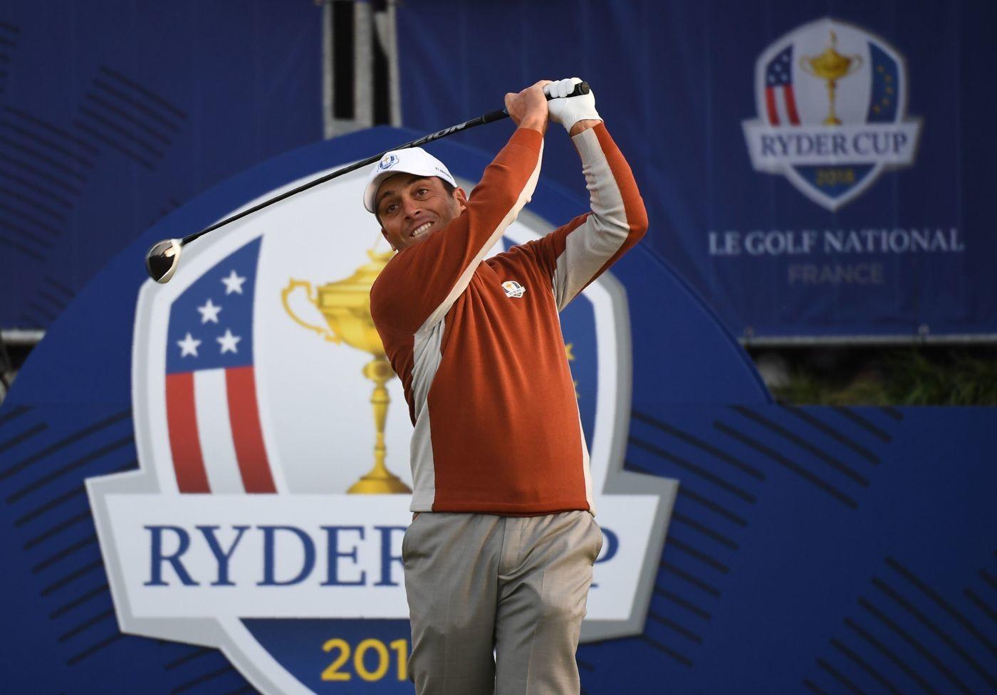 I dieci eventi sportivi del 2018 Francesco Molinari golf Ryder Cup Race to Dubai Master