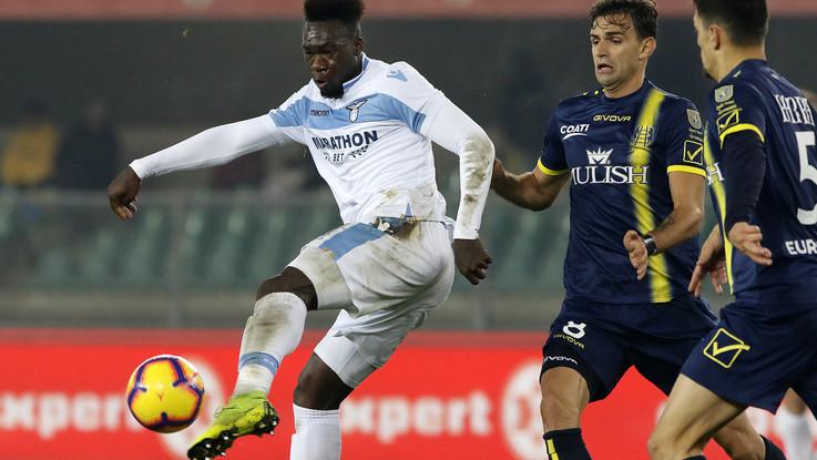 Serie A, il Chievo frena la Lazio: Immobile replica a Pellissier: 1-1