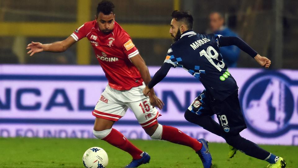 Perugia-Pescara 2-1. Ngawa contro Marras ©