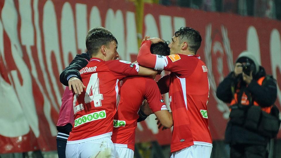 Perugia-Pescara 2-1. Il nuovo vantaggio di Gyomber ©