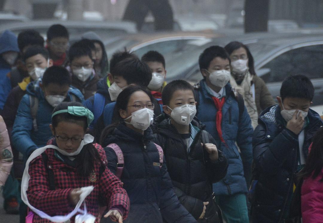 L'inquinamento è il nuovo tabacco: uccide 600mila bimbi l'anno
