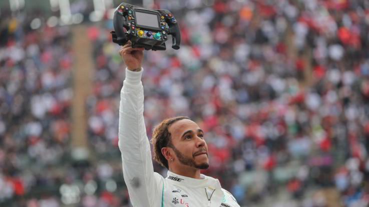 I 10 eventi sportivi del 2018 Hamilton campione