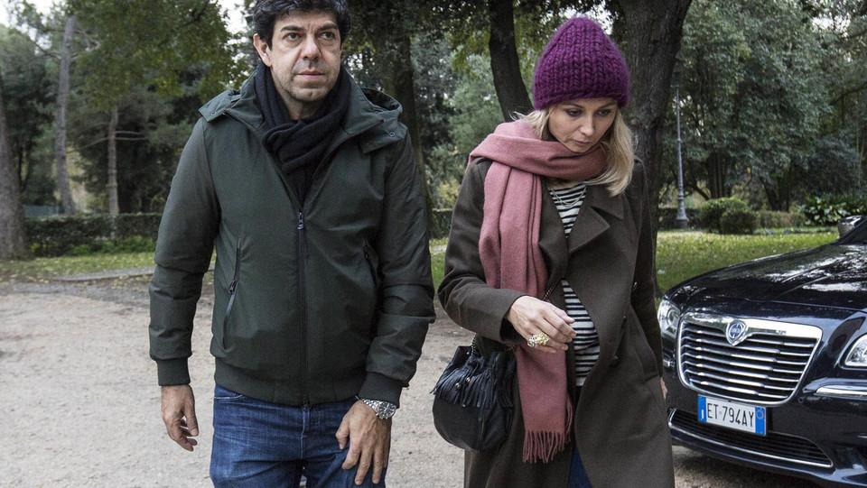 Pierfrancesco Favino e Anna Foglietta ©