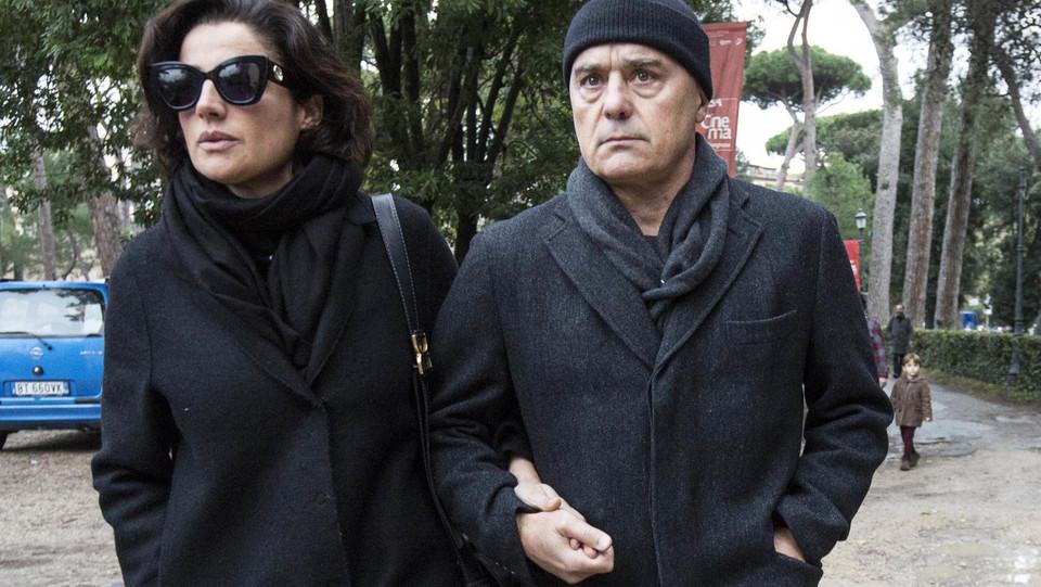 Luca Zingaretti e Luisa Ranieri ©