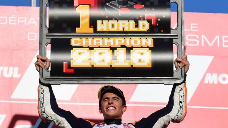 I 10 eventi sportivi del 2018 ancora Marc Marquez