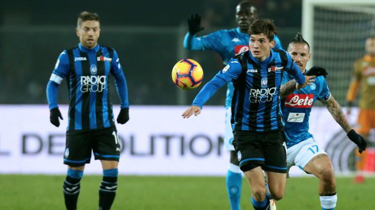 Serie A, Atalanta-Napoli 1-2 | Il Fotoracconto