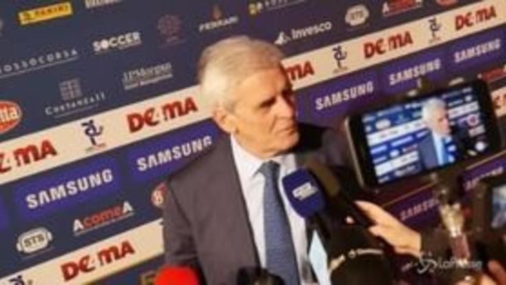 """Galà del Calcio, Nicchi: """"Non intervento Var a Roma? Non me lo spiego"""""""