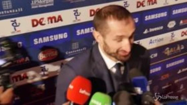 """Chiellini è già carico: """"Juve-Inter? Per i nostri tifosi è la partita dell'anno"""""""