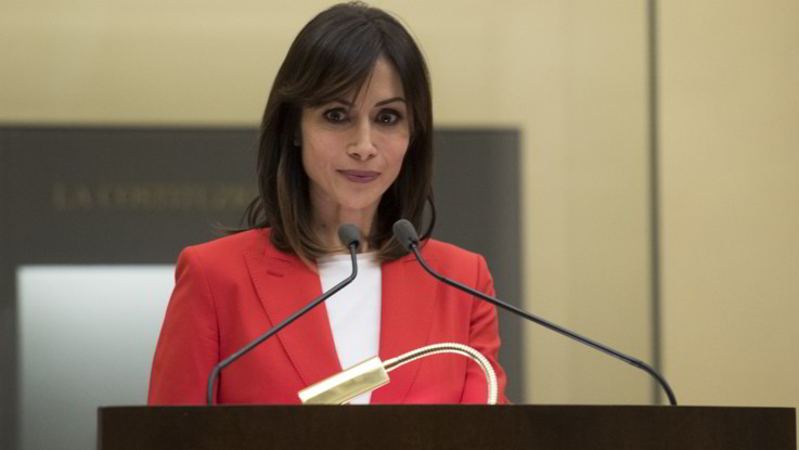 Mara Carfagna: videoforum a LaPresse con la vicepresidente della Camera