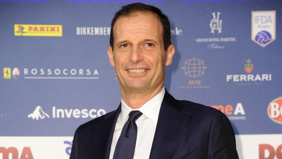 L'allenatore della Juve, Massimiliano Allegri ©