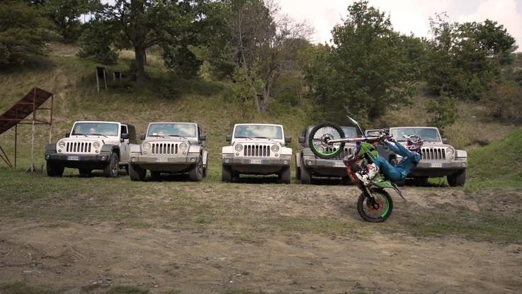 Jeep con Autonomy: mobilità senza confini