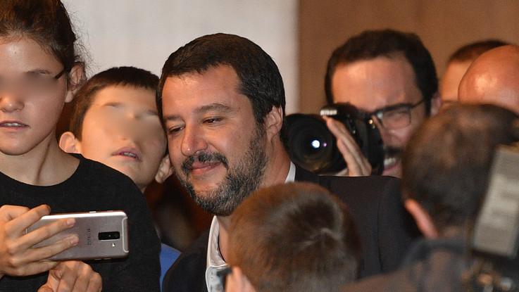"""Salvini replica alla Confindustria: """"Sono stati zitti per anni, ci lascino lavorare"""""""