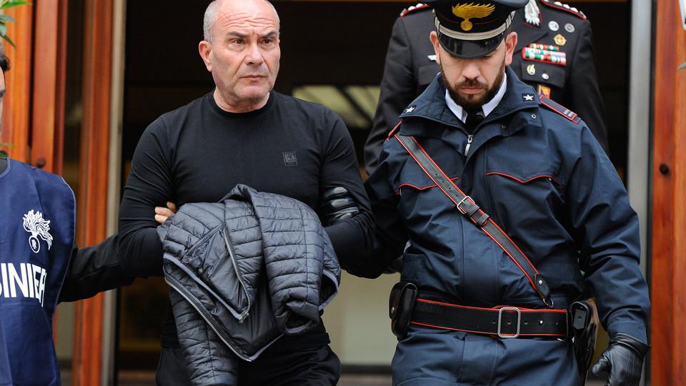 Mafia, 46 arresti a Palermo, Gregorio Di Giovanni ©