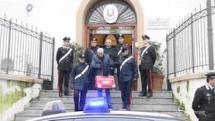 Mafia, sgominata la nuova Cupola a Palermo: le immagini degli arresti