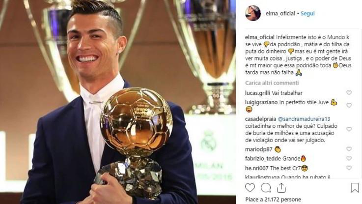 """Pallone d'Oro a Modric, le sorelle di Ronaldo attaccano: """"Non ha vinto il migliore"""""""