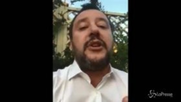 "Tweet dopo il blitz, Salvini: ""Spataro sbaglia, bastava una telefonata"""