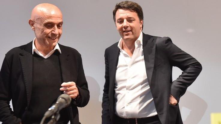 Pd, Renzi 'scarica' Minniti. Martina lancia governo ombra e 'decalogo dem'