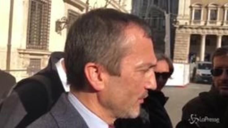 """Tav, Dario Gallina: """"Non esiste soluzione alternativa"""""""