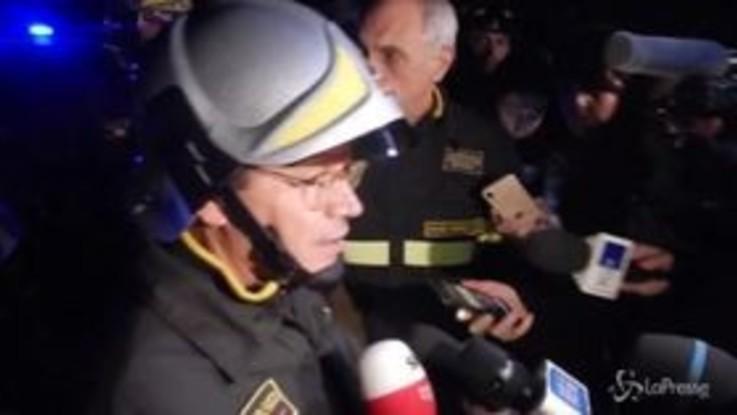 """Esplosione Rieti, capo vigili del fuoco: """"Potrebbe esserci stato errore umano"""""""