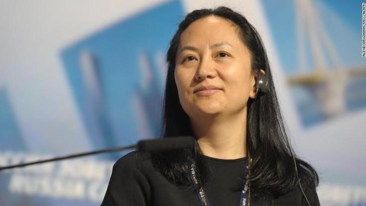 Usa, arrestata in Canada la direttrice finanziaria di Huawei. Protesta cinese