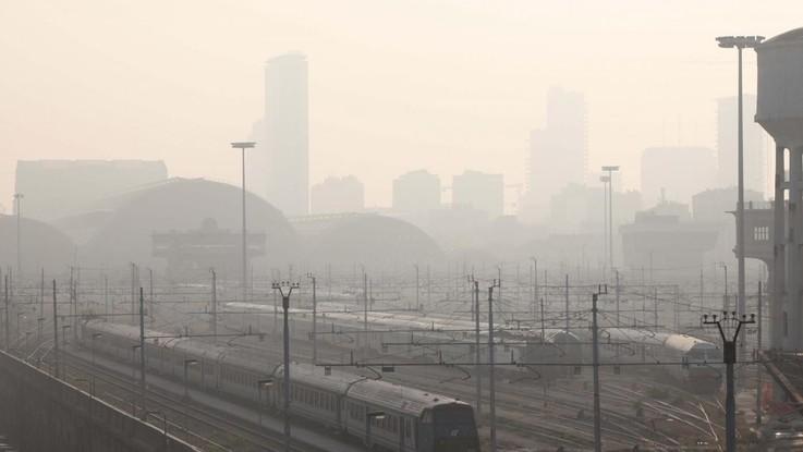 Nebbia e pioggia: il meteo del 6 e del 7 dicembre
