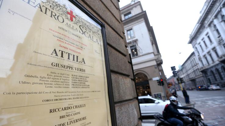 Scala, per la Prima attesi Mattarella e diversi ministri ma pochi vip