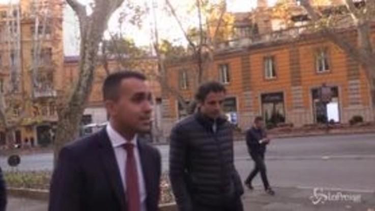 """M5S, Di Maio su Dall'Osso: """"Conosco Matteo, prima capiamo cosa è successo"""""""