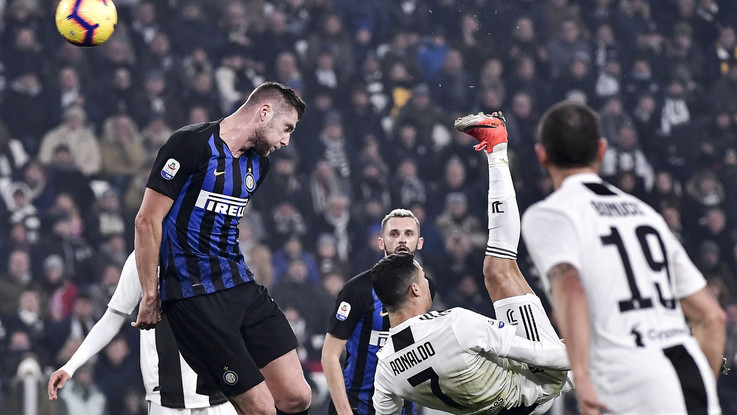 Serie A, Juventus-Inter 1-0 | Il Fotoracconto