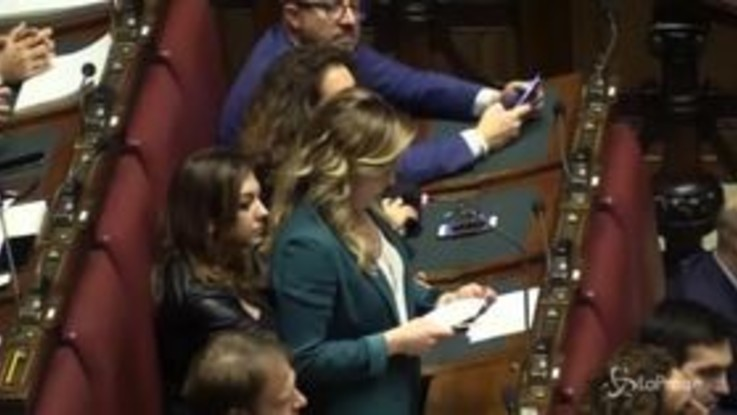 """Manovra, Meloni: """"Il navigator serve a noi per capire questa legge"""""""