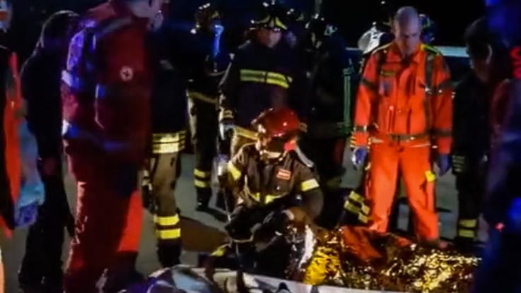 """Ancona, Mattarella: """"Tragedia"""". Conte e Salvini: """"Accertare responsabilità"""""""