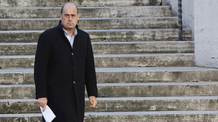 """Pd, rapporto con M5S carica tensioni dem. Critiche a Zingaretti: """"Solo fango"""""""