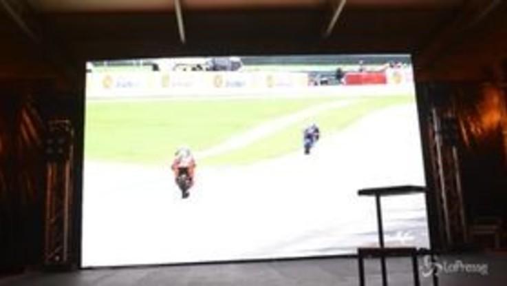 Moto 2, Chivasso festeggia Bagnaia campione del mondo