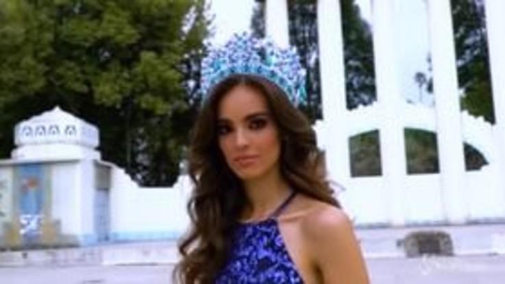 La nuova Miss Mondo è una messicana