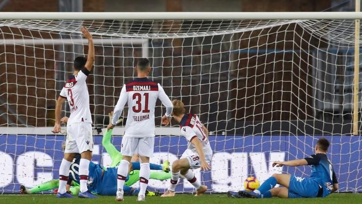 Serie A, Empoli vince ancora: 2-1 al Bologna, Inzaghi traballa