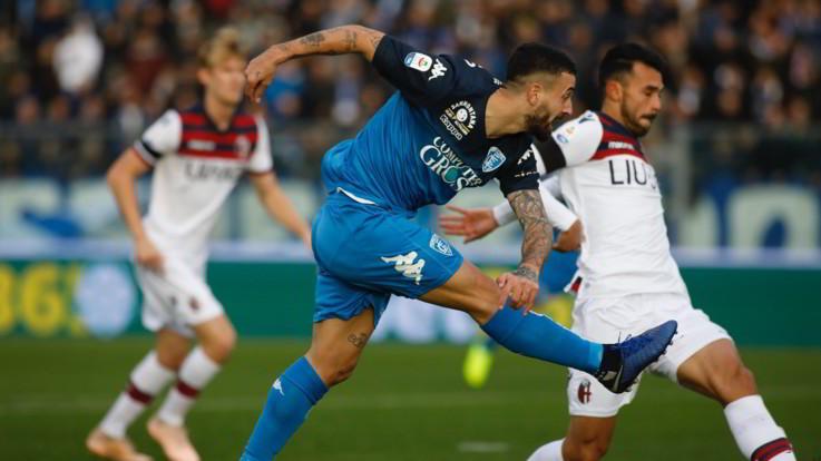 Serie A, Empoli-Bologna 2-1 | Il Fotoracconto