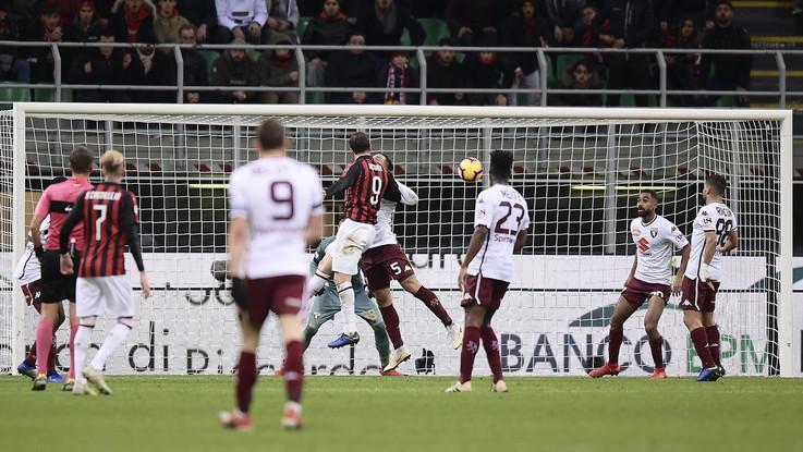 Serie A, il Milan fallisce l'allungo Champions. A San Siro è 0-0 contro il Torino