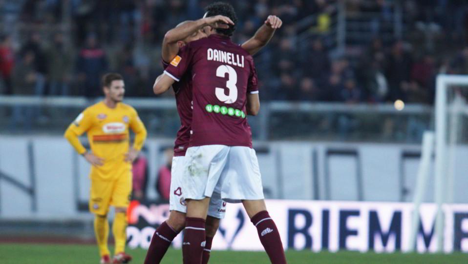 Livorno-Foggia 3-1. Bruno chiude i conti ©