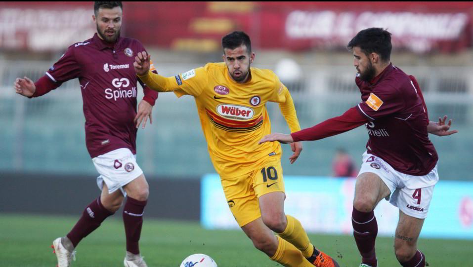 Livorno-Foggia 3-1. Deli ©