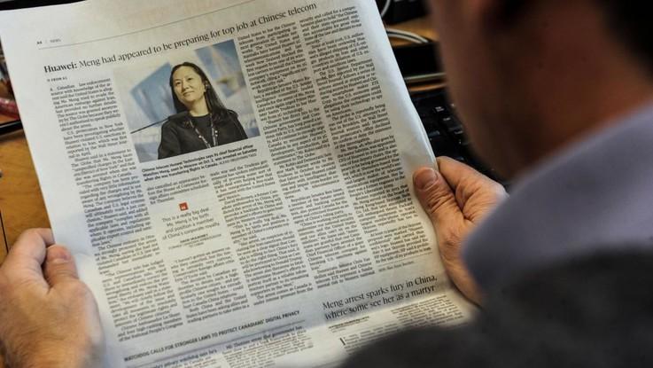 Huawei, direttrice finanziaria chiede di essere scarcerata per problemi di salute