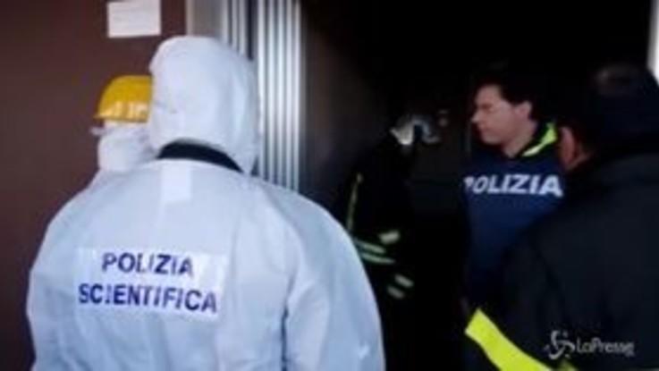 Reggio Emilia: incendio in uno scantinato, 2 i morti