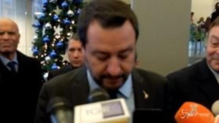 """Imprese, Salvini replica a Di Maio: """"Io ascolto, propongo, miglioro. Ognuno fa il suo"""""""