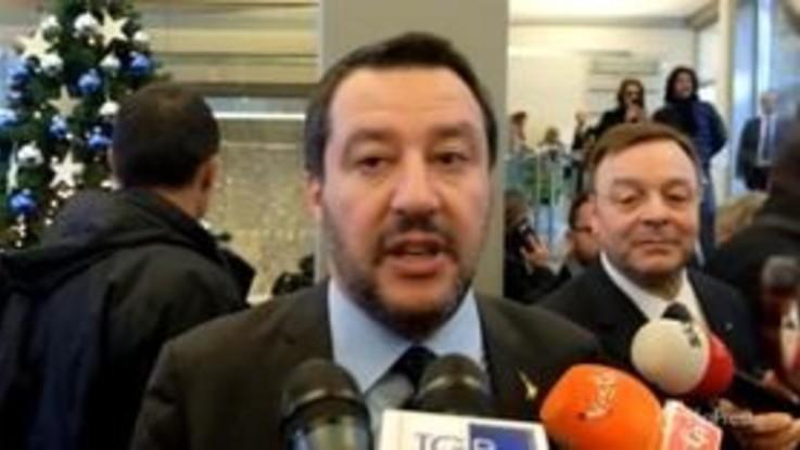 """Corinaldo, Salvini: """"Spray al peperoncino? Chi ne abusa va arrestato anche se minore"""""""