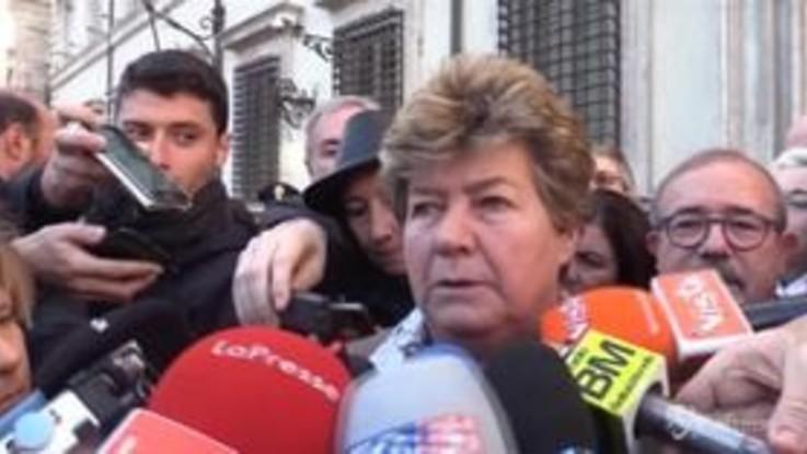 """Manovra, Camusso: """"Dal governo nessuna risposta sul merito"""""""