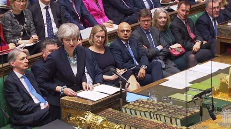 """Brexit, stop di Juncker: """"Accordo raggiunto unico possibile, non rinegozieremo"""""""