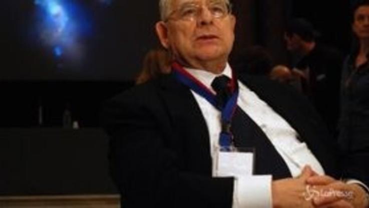 Addio al premio Nobel per la fisica Riccardo Giacconi