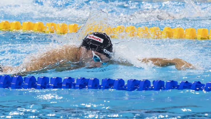 Nuoto, ai mondiali cinesi in vasca corta, esordio ok per Detti e Pellegrini