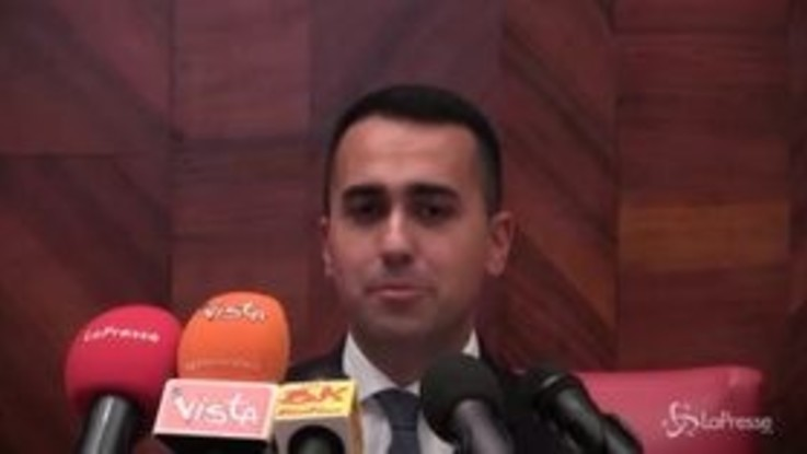 """Manovra, Di Maio: """"Le prossime 24-48 ore cruciali per evitare la procedura d'infrazione"""""""