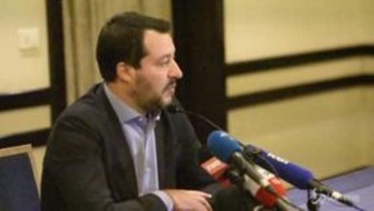 """Salvini: """"Hezbollah terroristi? Non capisco lo stupore"""""""