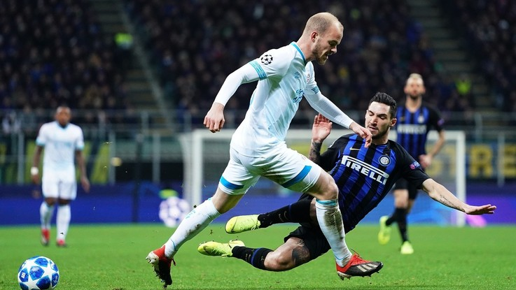 Champions League, Inter-Psv 1-1 | Il Fotoracconto